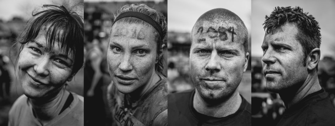 Mount Snow's Tough Mudder Participants, 2012