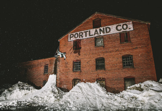 Dan Marion in Portland, ME